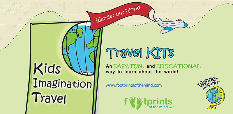 Wander Our World Travel KITs